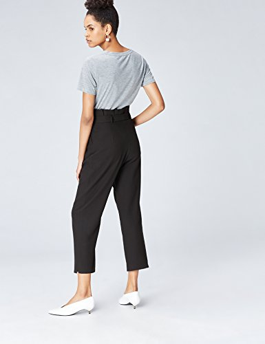 Amazon Brand - find. Women's High Waist Paperbag Pants 16 Fashion Online Shop gifts for her gifts for him womens full figure