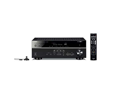 Yamaha TSR-5830 7.2 Channel 4K Atmos Network AV Receiver (Renewed)