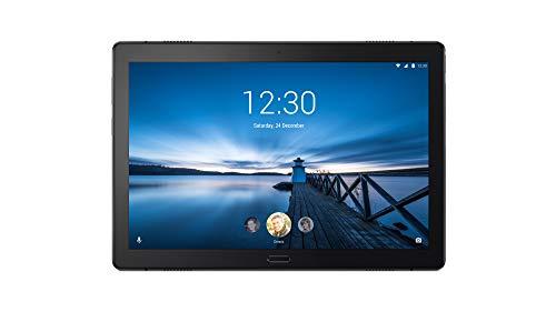 Lenovo Tab P10 Tablet (10.1 inch, 3GB RAM, 32GB, 4G LTE + Wi-Fi, Non Calling), Aurora Black 99