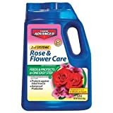 Advanced Bayer Rose and Flower Care 2-in-1 Systemic Granular, 10 Pound