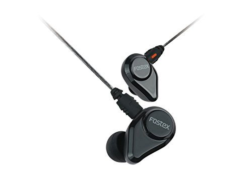Fostex TE04 In-Ear Stereo Headphones