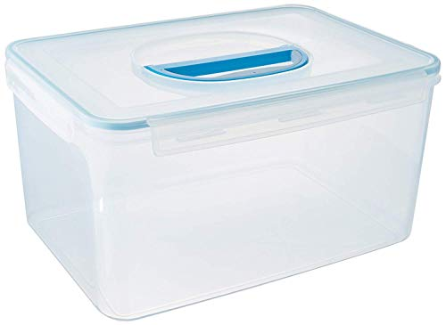 Komax Biokips Extra Large Food Storage Container (48.6-Cups) | Airtight Container for Flour, Rice, Sugar, Baking Supplies, Bulk and Pet Food | BPA-Free, Food Grade Bucket With Locking Lid & Handle