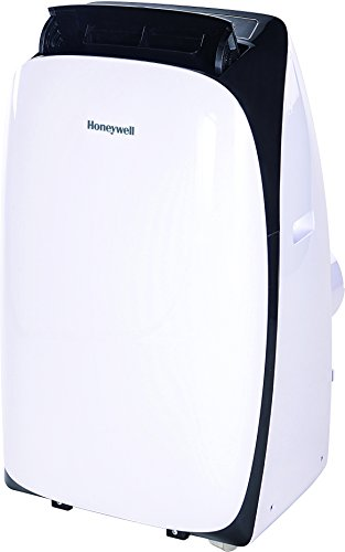 Honeywell Portable Air Conditioner, Dehumidifier & Fan for Rooms Up to 400 Sq. Ft with Remote Control, HL09CESWK