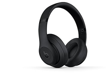 Wireless Headphones - Matte Black