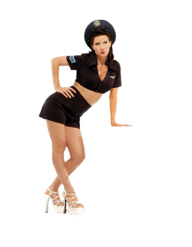 Air Force World War II Pin-Up Girl costume