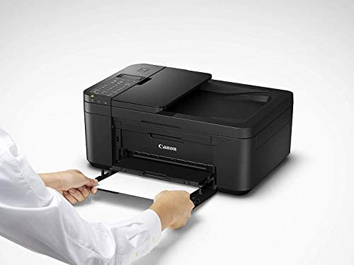 Canon Wireless Pixma TR4520 Inkjet All-in-one Printer with Scanner, Copier, Mobile Printing and Google Cloud + Bonus Set of Ink