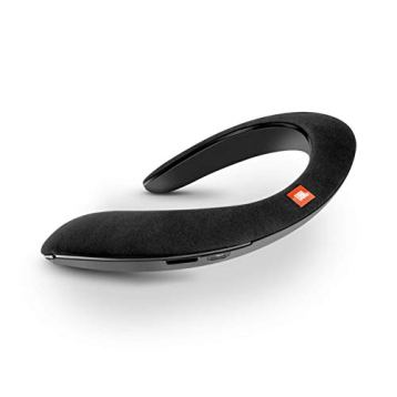 JBL Soundgear Wearable Ear-Free Wireless Speaker (Black)