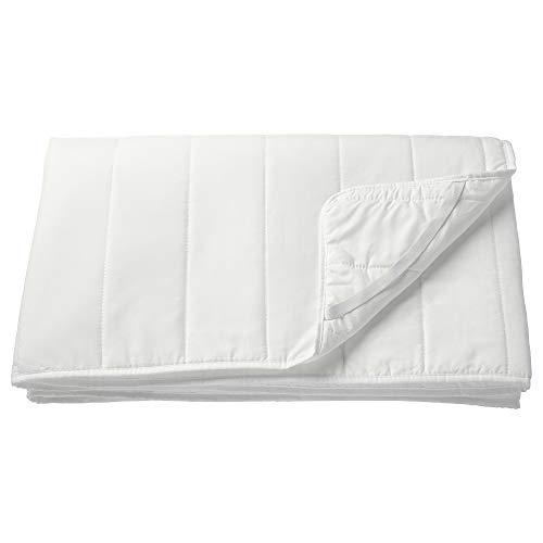 IKEA.. 902.531.30 Nattlig Waterproof Mattress Protector, White