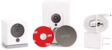 Wyze Cam v2 1080p HD Indoor WiFi Smart Home Camera with Night Vision, 2-Way Audio, Works with Alexa & the Google Assistant, White, 1-Pack 17