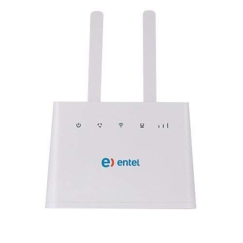 Huawei Wi-Fi Router B310-518 Unlocked 4G LTE CPE 150 Mbps (4G LTE in USA Latin & Caribbean Bands) + Rj11 Up to 32 Users