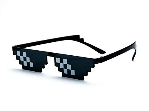 Buy Your Trade Thug Life Deal With It Sunglasses Black At Amazon In