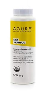 Acure Dry Shampoo Powder