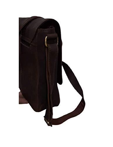 31pHjqvyCfL - Anirox International Regal Sling Bag, Sling Bag for Travel, Sling Bag for Men,Sling Bag for Women, Side Bag for Girls, Side Bag for Men, Messenger Bag, Tablet Bag Brown Bag