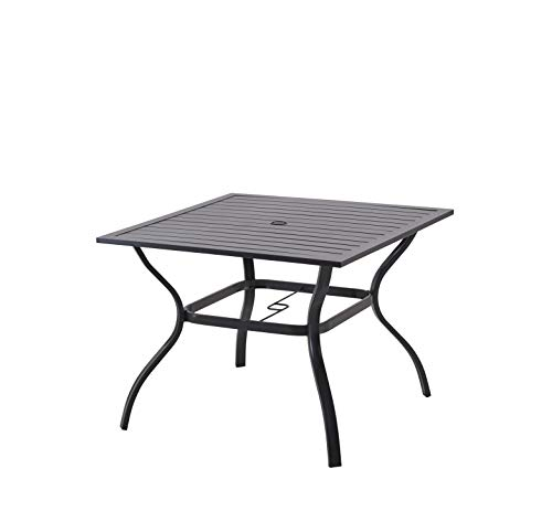 Patio-Dining-Table-Outdoor-Metal-Steel-Frame-Square-Table-with-Umbrella-Hole-Dining-Table-for-4