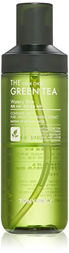 31pWeKRNmtL Pure Fermented Green Tea Extract, or '' is the world's first naturally fermented green tea and a TONYMOLY Global Exclusive. Naturally fermented green tea contains high anti-oxidant and moisturizing benefits to skin, much higher than that of fresh green tea. Lightweight formula sinks deep into the skin for a fresh finish.