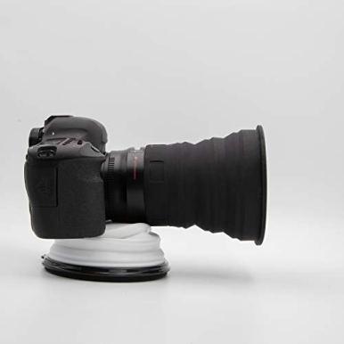 KUVRD-Universal-Lens-Hood-2-Pack-M72-Fits-99-of-Lenses-Element-Proof-Lifetime-Coverage-Fits-72mm-112mm-2-Pack-of-Lens-Hoods-2-x-Medium