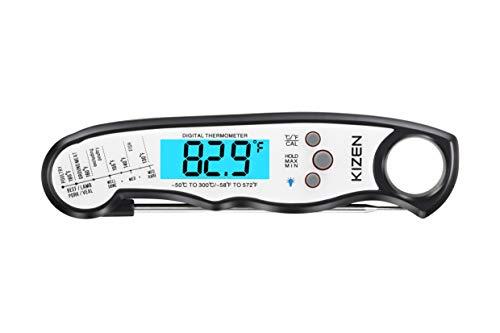 (8) Kizen Digital Food Thermometer