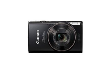 Canon-PowerShot-ELPH-360-Digital-Camera-w-12x-Optical-Zoom-and-Image-Stabilization-Wi-Fi-NFC-Enabled-Black