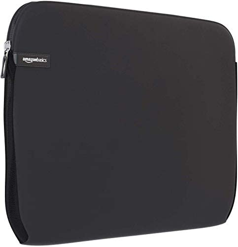 AmazonBasics 15.6-Inch Laptop Sleeve – Black