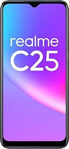Realme C25 (Watery Grey, 4GB RAM, 64GB Storage)