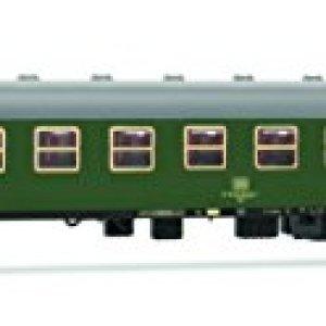 Arnold HN4190 Quick Train Car 2nd Class Design Bm238 DB, Blue/Beige, Ep. IV Model Railway 31rVKsHYlwL