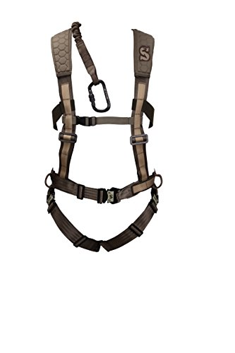 Summit Treestands Men's Pro Safety Harness, Large