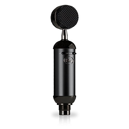 Blue 137  Spark Blackout SL XLR Condenser Mic for Pro Recording and Streaming