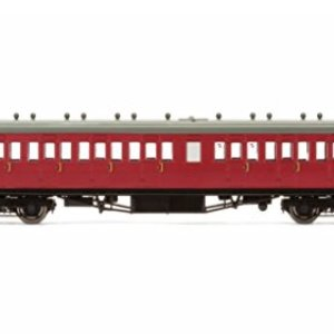 HORNBY Coach R4749A BR 58 Maunsell Rebuilt (Ex-LSWR 48') 9 Comp 3rd Class 31sfNDTrxqL