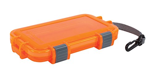 Outdoor Products Smartphone Watertight Case, Small, Shocking Orange