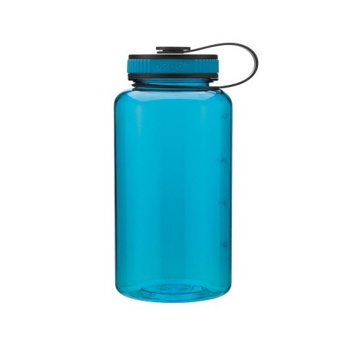 Widemouth Tritan BPA-Free Water Bottle - 34oz. Capacity - Aqua