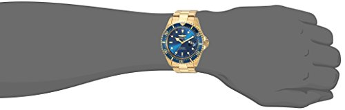 Invicta-Mens-Pro-Diver-Quartz-Diving-Watch-with-Stainless-Steel-Strap-Gold-22-Model-23388