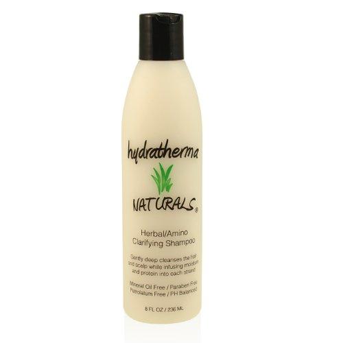 Hydratherma Naturals Herbal Amino Clarifying Shampoo, 8.0 fl. oz.