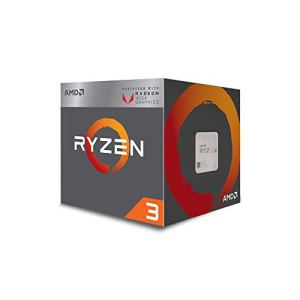 AMD Ryzen 3 3200G 4-Core Unlocked Desktop Processor with Radeon Graphics