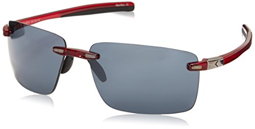 Callaway Men's Sport Series Trestles Litee034 Rimless, Crystal Red, 64 mm