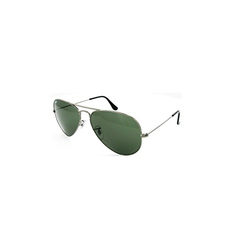31ugq2CbECL 100% authentic Made in Italy Gunmetal frame, G15 green lenses