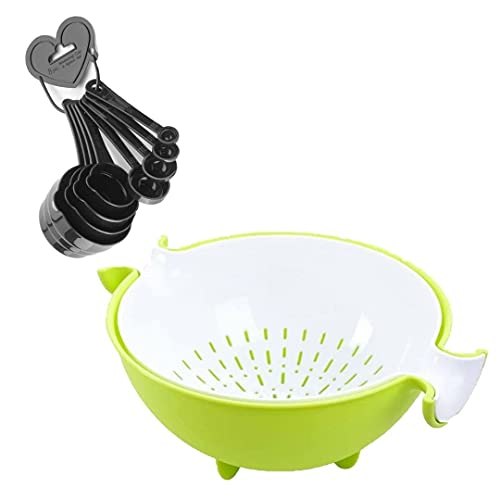AJUNIL-Popular-Kitchen-Combo-Measuring-Spoon-and-Cups-Set-and-Double-Layer-Bowl-Kitchen-Gadget-and-Tools-Kitchen-Accessoires