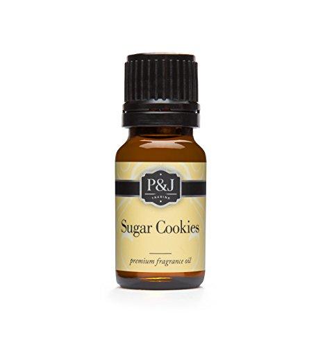 Sugar Cookies Fragrance Oil - Premium Grade Scented Oil - 10ml