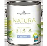 1 Quart, Natura Waterborne Interior Paint - Eggshell Finish(513)