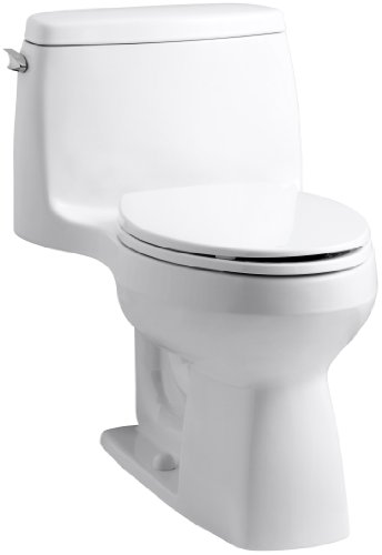 KOHLER Santa Rosa Comfort Height Elongated Toilet