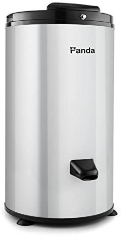 Panda 3200 rpm Portable Spin Dryer 110V / 22lbs Stainless Steel