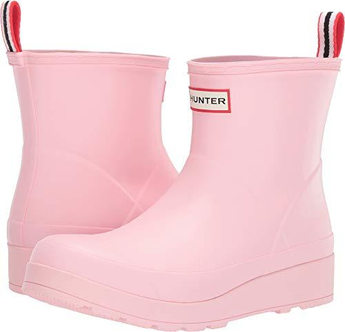 Hunter Women's Original Play Boot Short Rain Boots Candy Floss 8 M US