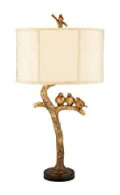 Dimond Three Bird Table Lamp