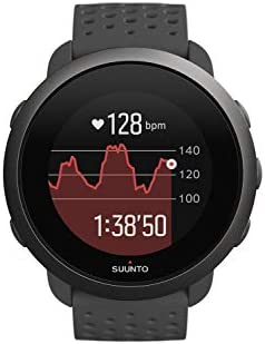 Suunto 3 2020 Edition Fitness Multi Sport Watch with Adaptive Training Guidance (Slate Grey) 7