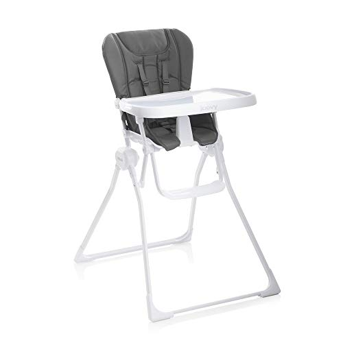JOOVY Nook High Chair, Charcoal