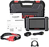 Autel MaxiCheck MaxiCOM Extension Cable MX808/MK808 Professional OBD2 Scanner Diagnostic Tool, with Full System Diagnosis & IMMO/EPB/SAS/BMS/TPMS/DPF, Same functionalities of MK808BT
