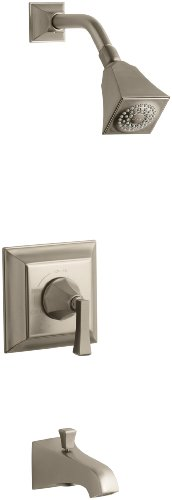 KOHLER T461-4V-BV Bath and Shower Faucet Trim, 1, Vibrant Brushed Bronze