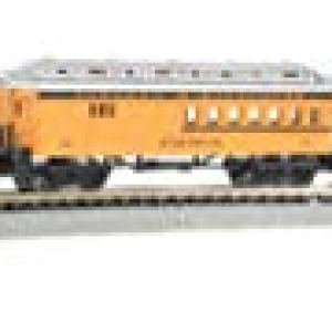 Bachmann Trains – Durango & Silverton Ready To Run Electric Train Set – N Scale 31x9VfiWccL