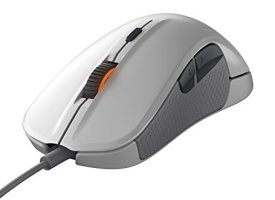 SteelSeries Rival 300, Optical Gaming Mouse - White