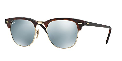 Ray Ban Sunglasses Includes Manufacturer Warranty, cleaning cloth and case. Color Code:114530