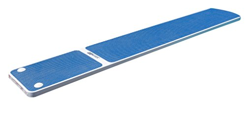 S.R. Smith 66-209-578S2B 8' TrueTread Diving Board, Radiant White/Blue